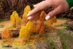 «Осенние деревья» - Набор деревьев для макетирования 10 шт.