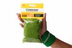 Электростатическая трава для флокатора «Сочная зелень» 5 мм.
