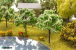 Нежно-сиреневое цветущее дерево 5 см.