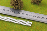Забор штакетник фигурный h=15мм