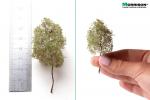«Реалистичная крона» - Набор деревьев для макетирования 10 шт.
