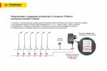 Электр. фонари для макета М1:100 (Набор 10 шт.)
