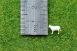Фигурка коровы для макета М 1/200