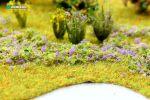 """Цветочная присыпка для макета """"Сиреневые цветы"""""""