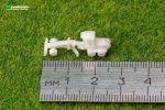Грейдеры для макетов в масштабе 1:400 (Набор 5 шт.)