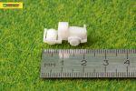 KAT-300 Дорожные катки для макетов в масштабе 1:300 (Набор 5 шт.)