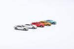 Модели авто. М1:100. Цветные. Набор 5 шт.
