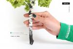 Дерево «Береза» для макета 45см