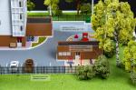Деревья для архитектурных макетов.