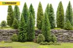 20 см. макет дерева
