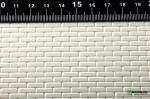Кирпичная стена для миниатюр и макетов в М 1:24 (1:25)