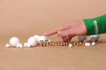 Пенопластовые шарики для макета 30мм