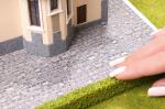 Текстура каменной кладки для макетов. Лист А4.