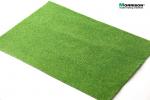 (А4 - 20х29 см.) Травяной мат «Яркая зелень»