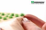 Пучки травы для макета. Яркая трава.