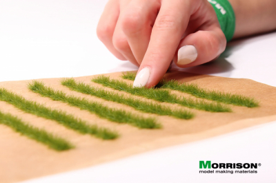 Полосы травы для макета. Летняя трава.