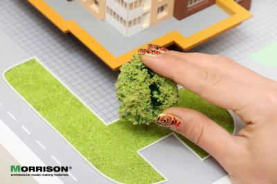 Трава для макета «Солнечная зелень»