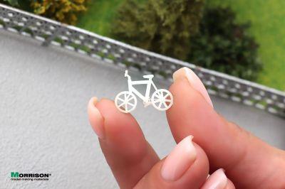 Велосипед для макета в масштабе 1/87-1/100